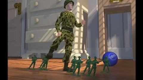 Army Men march (2 in 1)