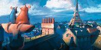 Ratatouille Cast & Crew Soundtrack