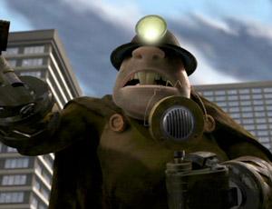 The Underminer Pixar Wiki Fandom Powered By Wikia