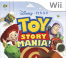 Toy Story Mania! (Video Game)