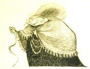 Witch-sketch