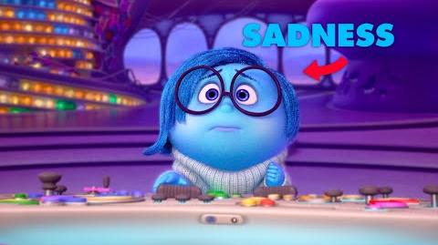 """Get to Know your """"Inside Out"""" Emotions Sadness"""