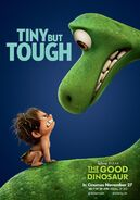 The Good Dinosaur UK Poster 01