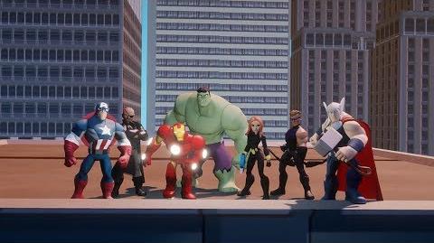 Announcement Trailer - Disney Infinity Marvel Super Heroes (2