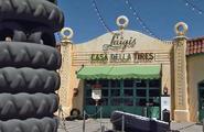 Luigi casa della tires