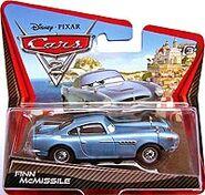 Finn mcmissile cars 2 short card