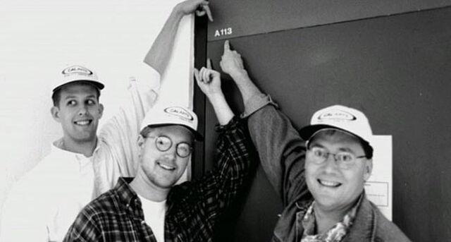 File:Cool-Pixar-animators-Disney-studios a113.jpg