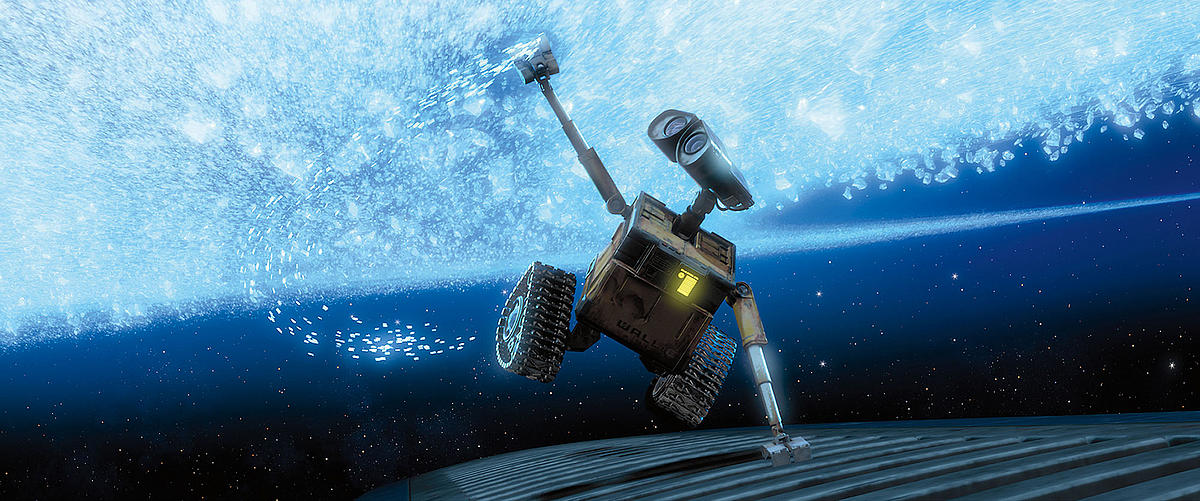 Image result for wall-e