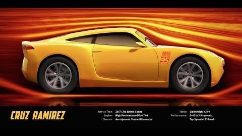 Meet Cruz Ramirez - Disney Pixar's Cars 3