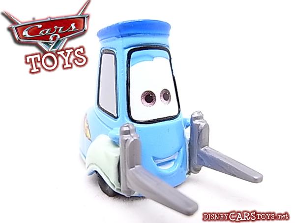 Image - Disney Cars 2 Race Team Memeber Guido.jpg | Pixar ...