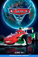 Cars2 poster 16
