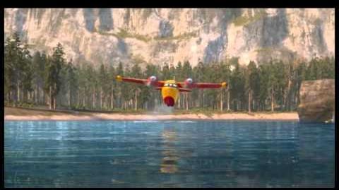 Disney's Planes Fire & Rescue Dipper (In Cinemas 4 September 2014)
