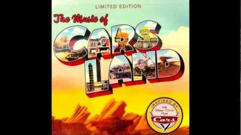 "The Music of Cars Land ""Welcome to Radiator Springs"" (Joe Louis Walker)"