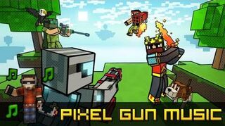 First Start Comic - Pixel Gun 3D Soundtrack