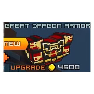 Great Dragon Armor.