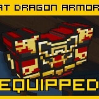 Great Dragon Armor Up1.