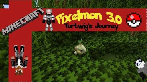 Pixelmon 3.0 Update Let's Play w Friends - A New Update, a New Adventure