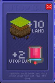 Level Up Reward