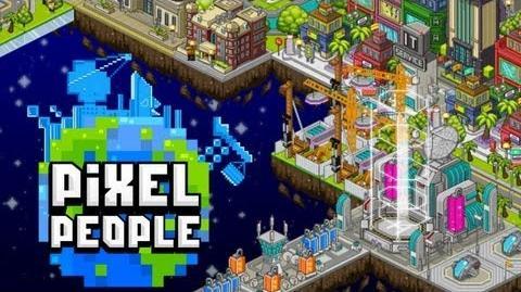 Pixel People - GROUNDBREAKING update trailer