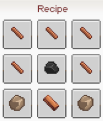 Campfire enchanced recipe