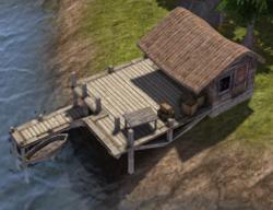 Fishing Dock Banished