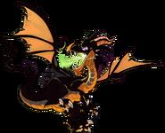 Spooky Dragon