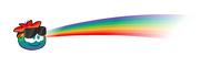 Rainbow puffle elite