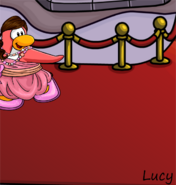 Lucy Red Carpet Giveaway