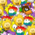 BG Puffle Party Flames