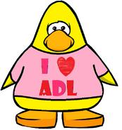 Valentine ADL