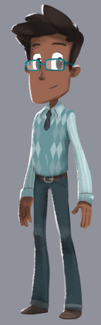 Teacher (concept art)
