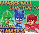 PJ Masks Will Save the Day (Song)