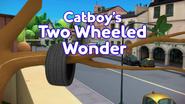 Catboy's Two-Wheeled Wonder