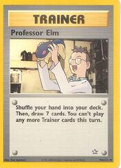 Professor elm neo genesis