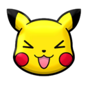 Pikachu (Happy)