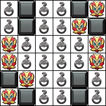 Stage 525 - Pyroar (Male)