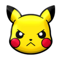 Pikachu (Angry)