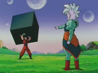 Wschodni Kaioshin (12) Stworzył Katchinko dla Goku.jpg
