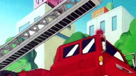 Dragon Ball Special 2 Goku i jego strażacy napisy PL