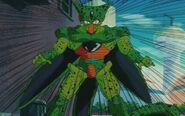 Cell z przyszłości Trunksa kontra Trunks z przyszłości (7)