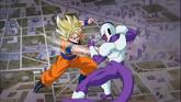 Goku kontra Cooler (remake)