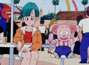 Bulma and Wulong