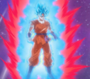 Super Saiyanin Blue: Kaiō-ken