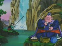 Dai Kaioshin (2) Spożywa