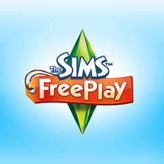 Logo The Sims FreePlay