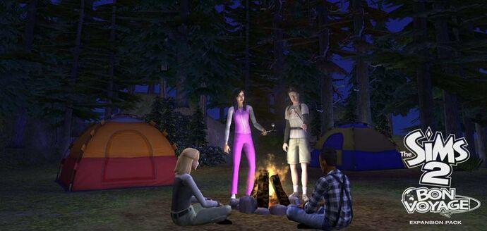 The Sims 2: Podróże