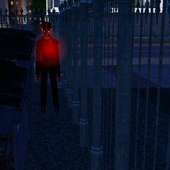 Duch wampira zmarłego z pragnienia