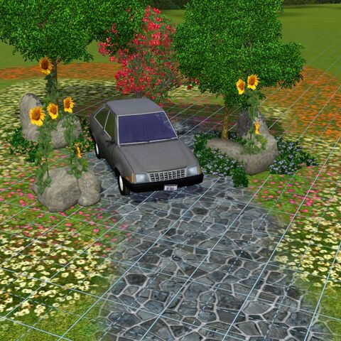Marnyrzęch w The Sims 3