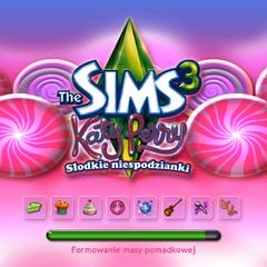 Ekran ładowania gry