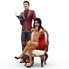 Mortimer i Bella Ćwir